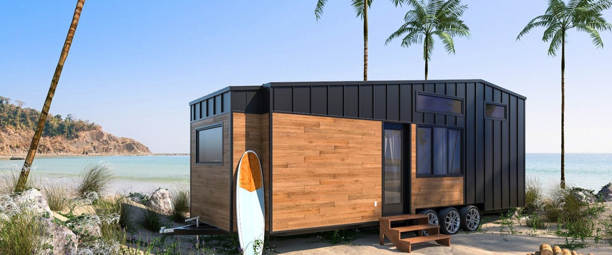 Tiny Houses are going to be legal in Santa Cruz, California!