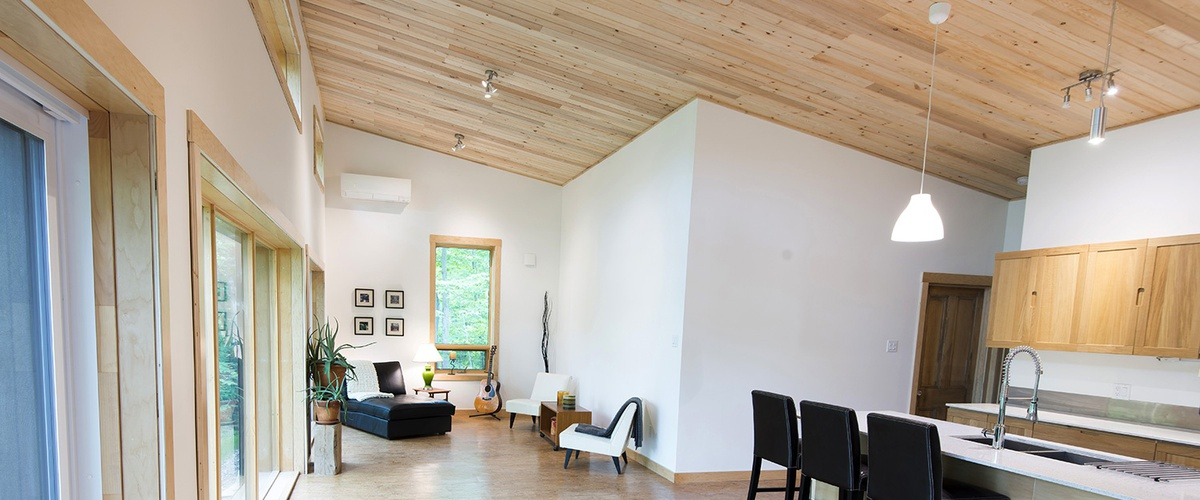 Choosing Between Wood And Drywall For Ceilings