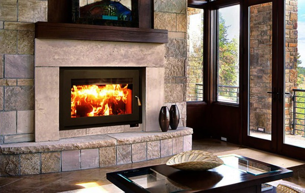 High efficiency fireplaces and how to choose one