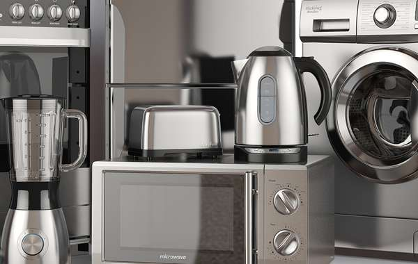 High efficiency appliances