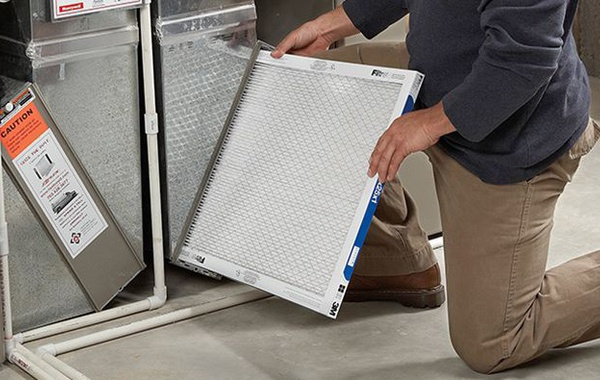 HEPA filters & SMART Air Filters catch airborne dust, pollen, allergens, virus