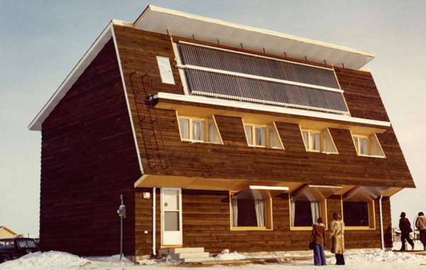 The birthplace of Passive House solar home design The Saskatchewan Conservation