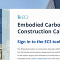 The EC3 Tool - Skanska - Calculating & Comparing Carbon Footprint of Buildings