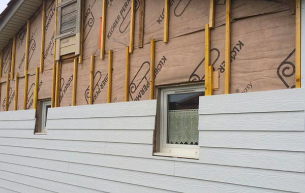 How to Insulate Exterior Walls from the Outside US Canada Ecohome