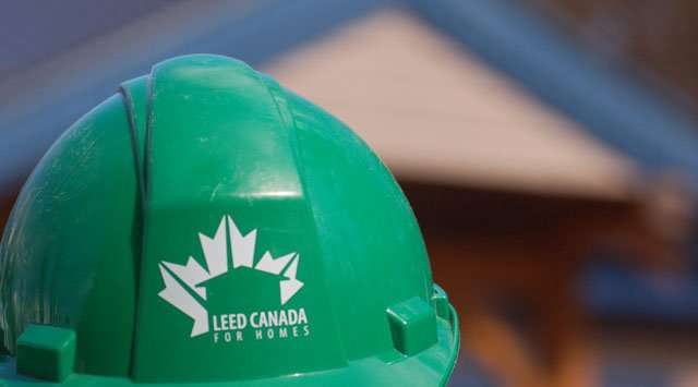 CaGBC, LEED green building trends