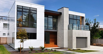 The LEED Platinum Beachaus II in Vancouver, BC