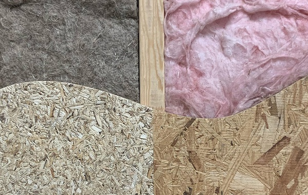 Hemp fibreboard and Hemp insulation - the Green Building choice