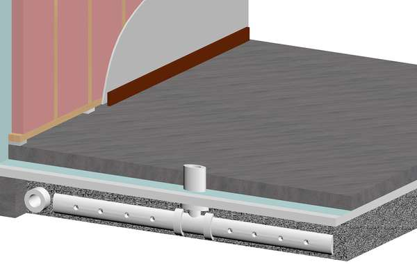Basement Design for walls prevents mold & midlew when renovating & finishing
