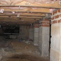 Insulating crawlspaces