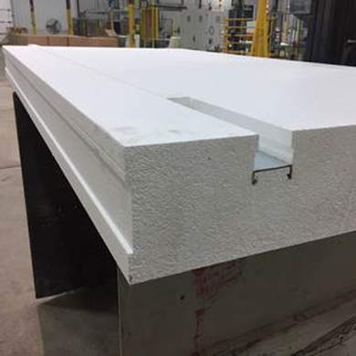 ThermalWall PH Insulated Wall Panels for Passive House or Zero Net Energy construction by Legalett