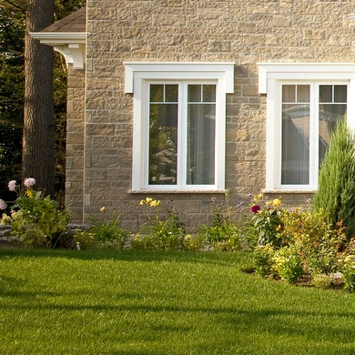 Elite high-performance Horizon PVC windows