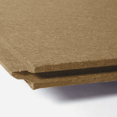 STEICOuniversal wood fiber insulation boards include an integrated weather barrier so no additional WRB is needed.