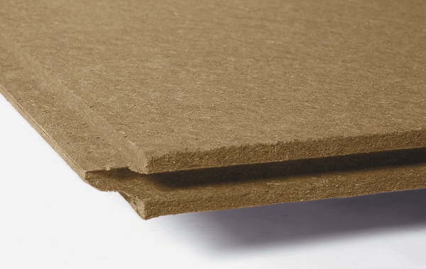 STEICOuniversal wood fiber insulation boards include an integrated weather