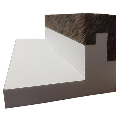 ThermaSill PH Insulated Threshold Step eliminates cold-bridging by Legalett
