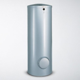 Vitocell 100-V single-coil hot water tanks are the right solution for affordable domestic hot water heating.