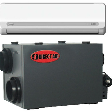 Heat pumps and air exchangers from Powrmatic Canada