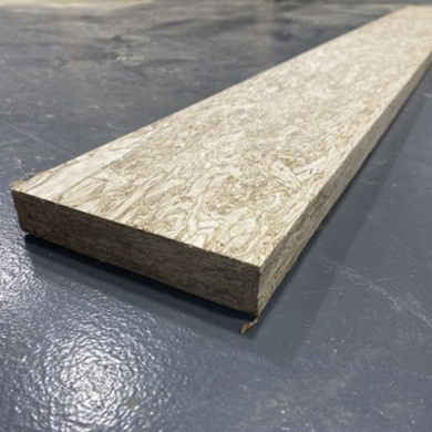Hemp wood board dimensional lumber