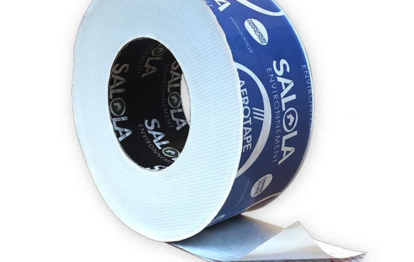 Aerotape Blue adhesive tape for building envelopes