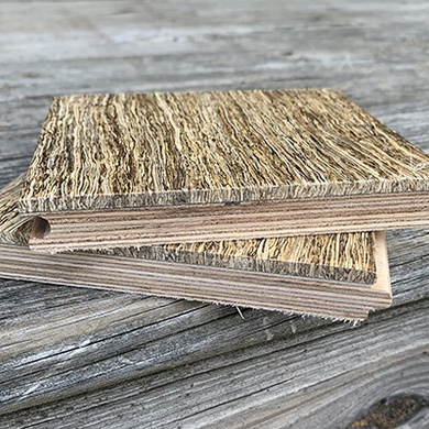 Hemp wood flooring