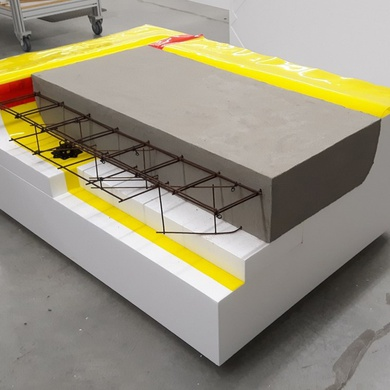 GEO-Passive super insulated slab-on-grade foundations forms for Passive House and Zero Net Energy by Legalett