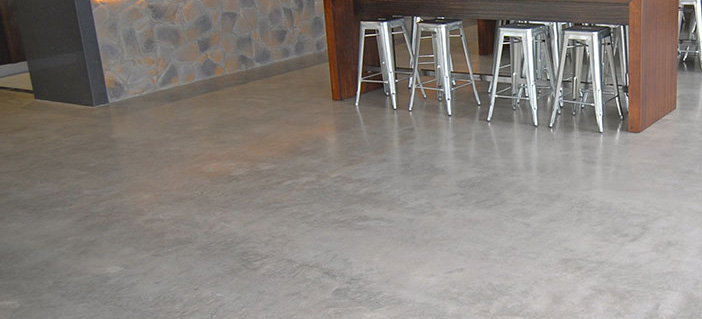 How To Seal And Polish Concrete Floors