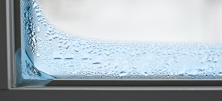 Winterizing your home: Condensation and ice on windows is a sure sign that your home needs checking over