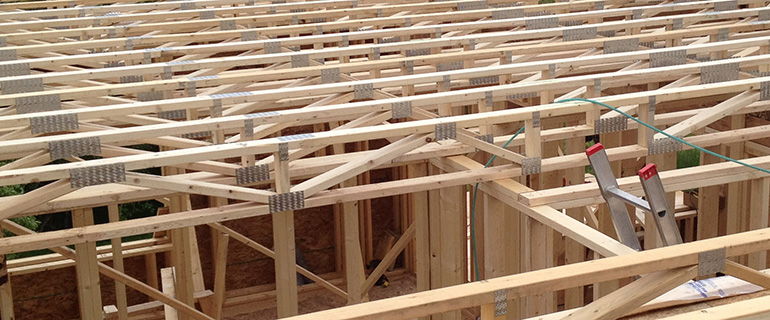 Open Web Floor Joists C Draesel Construction Of Calgary