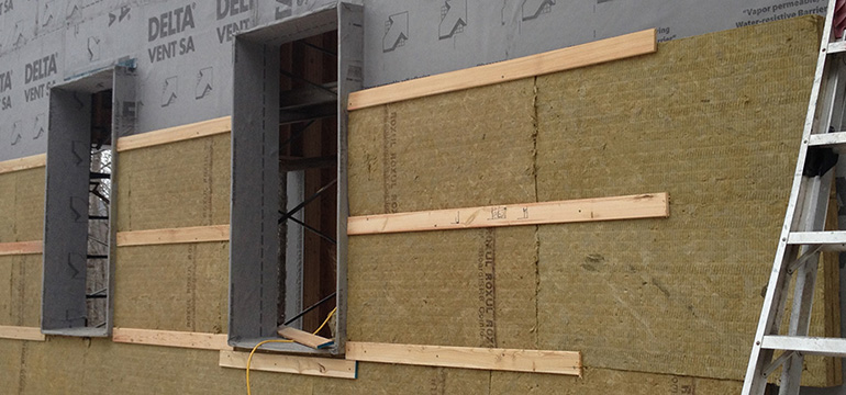 The Difference Between Polyiso Eps Amp Xps Foam Insulation