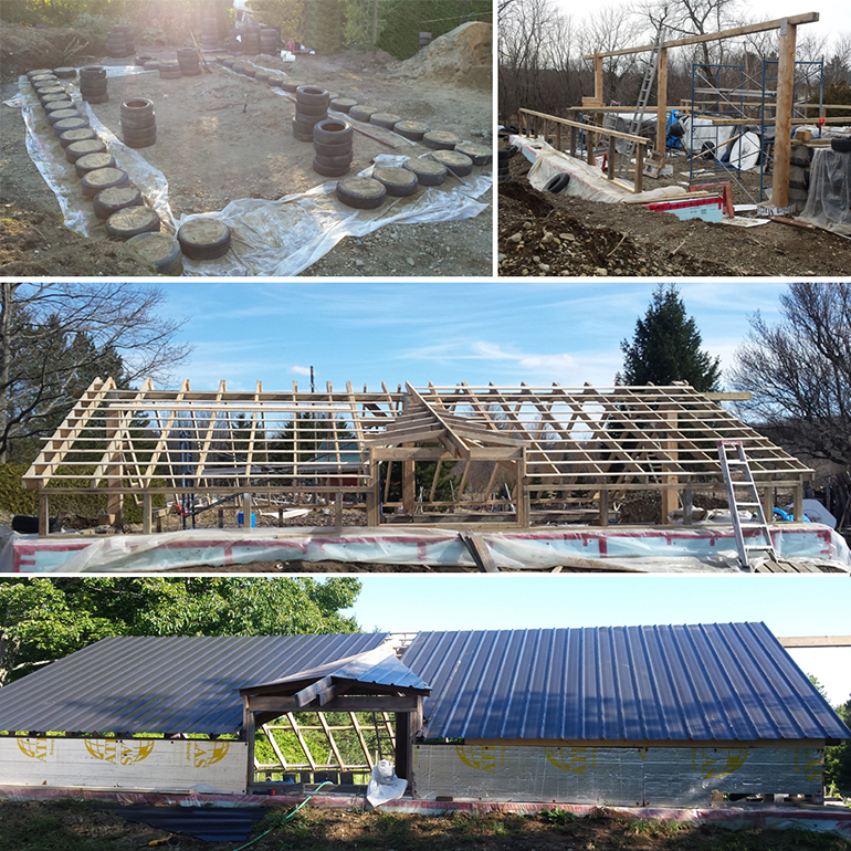 How to Build a Greenhouse in a Cold Climate for Max