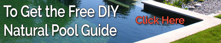 Natural Pools, get the How To DIY Building Guide