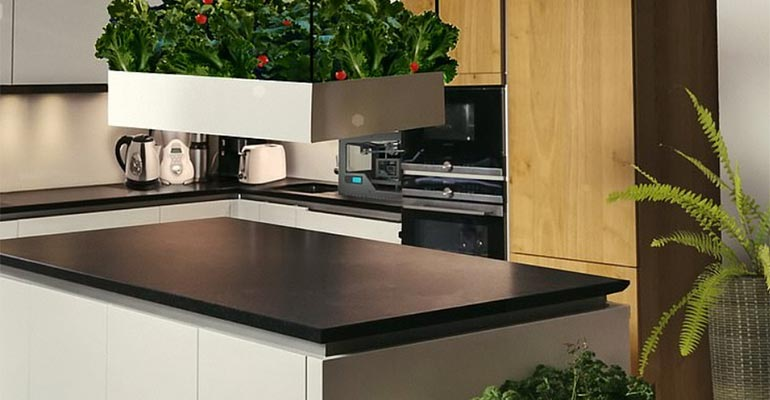 Smart Homes of the future kitchen