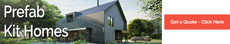 Prefab LEED & Passive House Kit Homes for Sale Northeast USA, Quebec & Ontario