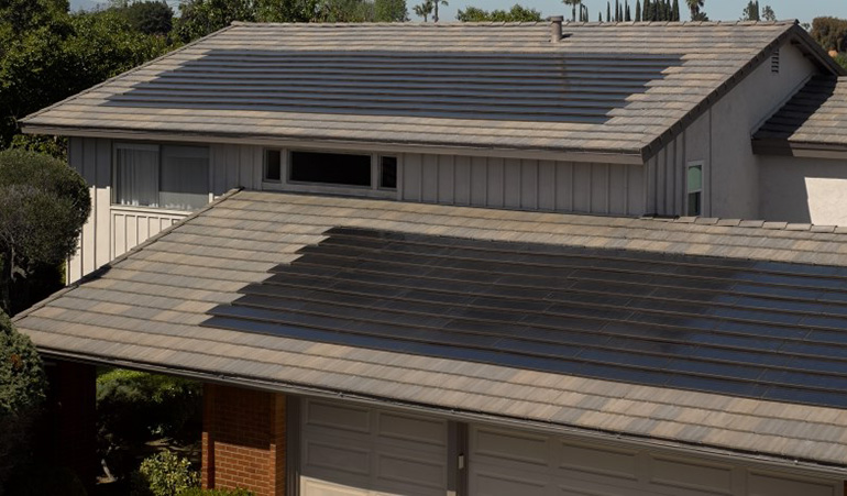 Certainteed Apollo BIPV solar shingles