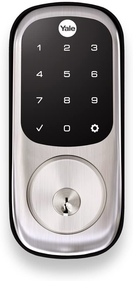 ​  Yale Assure Lock Touchscreen Keypad  ​