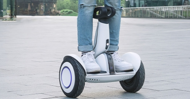 Segway stand up electric scooter is synonymous with high quality