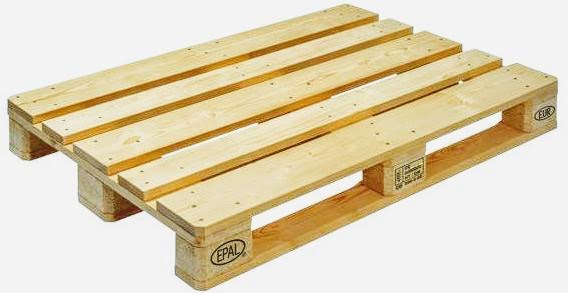 6 Pallet labels - does an EPAL stamp on a pallet mean it is safe wood