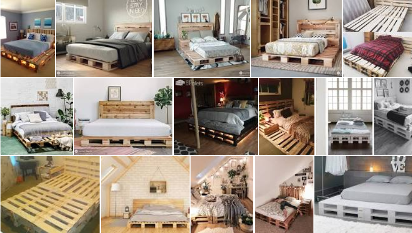 Shipping pallet beds may be cool, but they may also be toxic