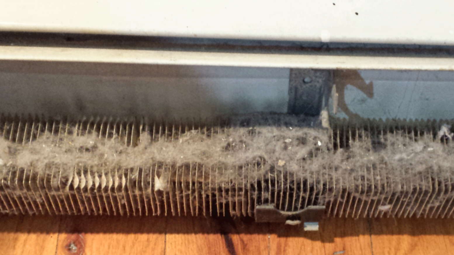 Dirty baseboard heaters are more likely to be noisy