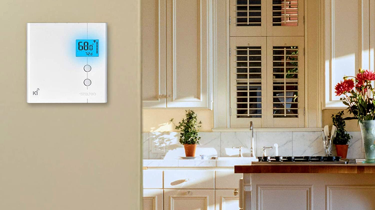 Smart thermostats for baseboard heaters can reduce noise as well as costs