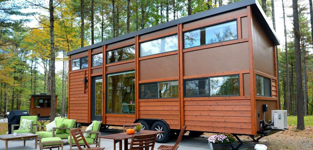 How to legally park a Tiny House to live in it